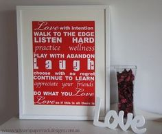 Image of Rules of Love & Life