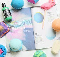 LUSH bath bombs and bubble bars for fall 2015   oliveandivyblog.com