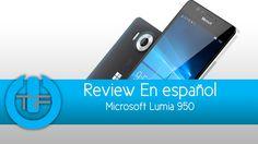 Microsoft Lumia 950 Para quien va este terminal?