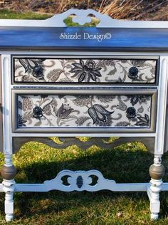 How to Decoupage Fabric to Furniture Drawer Fronts — Shizzle Design http://shizzle-design.com/2014/09/how-to-decoupage-fabric-to-furniture-drawer-fronts.html
