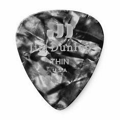Extra Heavy Planet Waves Checkerboard Celluloid Guitar Picks 100 pack