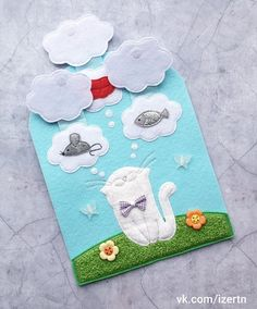 Our goal is to keep old friends, ex-classmates, neighbors and colleagues in touch. Felt, Kids Rugs, Quiet Books, Decor, Fabric Books, Felting, Decoration, Kid Friendly Rugs, Feltro
