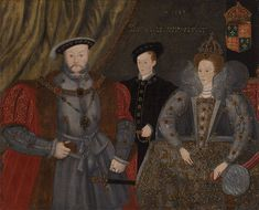 Enrique VIII, Eduardo VI e Isabel I, Los Tudor