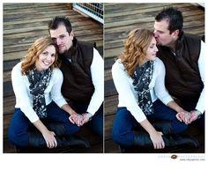 Engagement | Sutliff Bridge | Robyn Photo