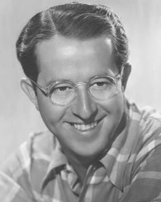 Phil Silvers- Loved him in Cover Girl with Rita Hayworth and Gene Kelly.