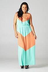 Mellow Maxi-PLUS SIZE www.jennarationboutique.com