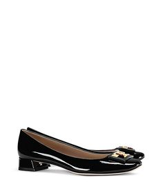 """Tory Burch Gigi Pump """"Had a pair of pumps very similar (although NOT TB) in the 60's  Wish I still had them!!"""""""