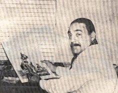 Nació en Mercedes, Pcia de BsAs el 19/4/1911. Dibujó en El Tony 1942 y en Razón Cirilo el audaz, esa fue la primera historieta gauchesca que se hizo en Arg. Continuó dibujando grandes novelas en la revista Intervalo. Lo que mas le gustaba era dibujar novelas de ambiente autóctono, en especial las de Hugo Wast, No necesitaba archivo ya que a eso lo guardaba en su cabeza, y por ello ese tema era su especialidad . Hugo Wast, Computer File, Draw, Novels, Journals, Art