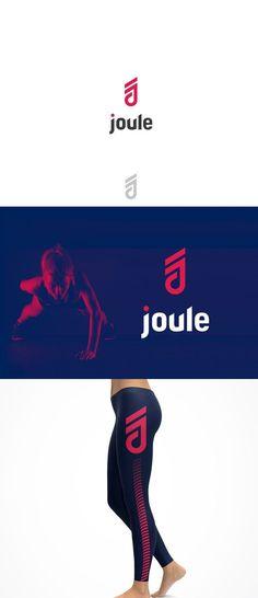 Interesting use of the letter J Logo Branding, Logo Typo, Corporate Design, Brand Identity Design, Sports Brand Logos, Sports Logo, Gym Design, G Logo Design, Logo Simple