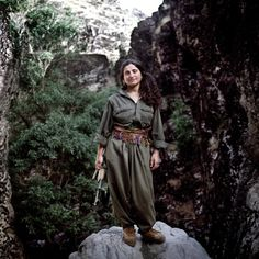Kurdish Traditional Dress