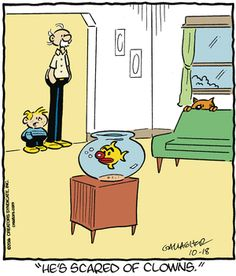 Heathcliff Comic Strip, October 18, 2016     on GoComics.com