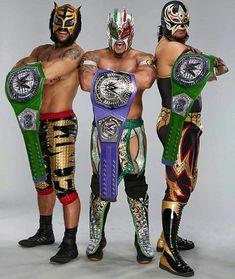 Wrestling Stars, Wrestling Divas, Rey Mysterio 619, Wwe Raw And Smackdown, Wwe Belts, Catch, Wwe Champions, Aj Styles, Wwe Wrestlers