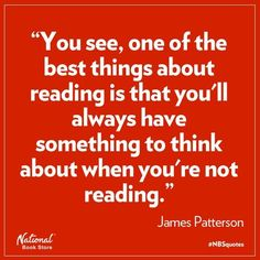 Reading...good for the noggin