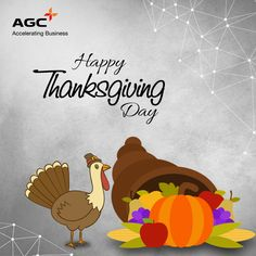May the good things in life be yours in abundance that stay with you all year long. Happy #Thanksgiving! #AGCNetworks