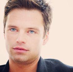 Sebastian ⭐ Stan and his amazing eyes..