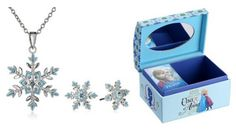 "Disney Girls' ""Frozen"" Silver-Plated Snowflake Pendant Necklace and Earrings Jewelry Set with Mini Treasure Chest Only $34.99 Shipped (Reg. $49.99)     Disney Girls' ""Frozen"" Silver-Plated Snowflake Pendant Necklace and Earrings Jewelry Set with Mini Treasure Chest Only $34.99 Shipped (Reg. $49.99)  Do you have a Frozen fan on your Christmas list? If so, you can get this great Disney Girls' ""Frozen"" ...  #ExtremeCouponing #Coupons #Coup"