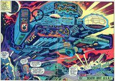Captain Victory #01b by Jack Kirby   Flickr: partage de photos!