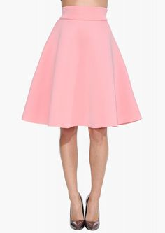 Refined Love Skirt in Light pink | Necessary Clothing