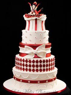 Ooo La La - From Clara's Designer Cakes
