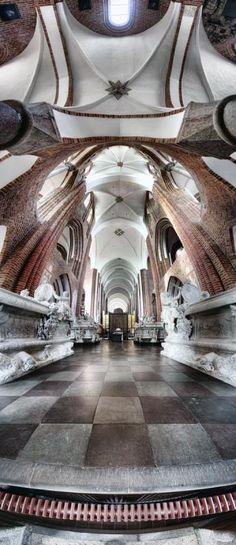Cattedrali #2 (Roskilde) - Silvio Zangarini