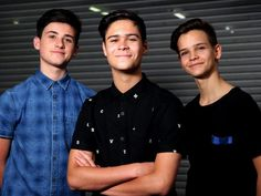 In Stereo may not have won the X Factor but their debut single has struck a chord with fans | DailyTelegraph
