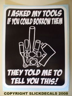 FUNNY-TOOL-BOX-HAMMER-WRENCH-SOCKET-TAPE-MACHINIST-MECHANIC-STICKER-DECAL-FINGER