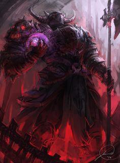 De fabuleuses illustrations Heroic Fantasy de chevaliers de magiciens et de dragons