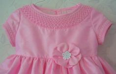 Susan Stewart Designs - heirloom sewing: Rose dress