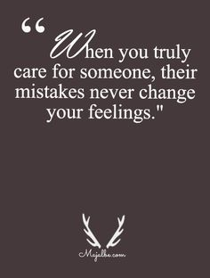 Real Care Love Quotes