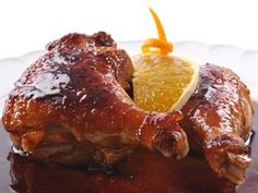 Orange Duck | Italian Recipes | Italian recipes - Italian food culture - Academia Barilla