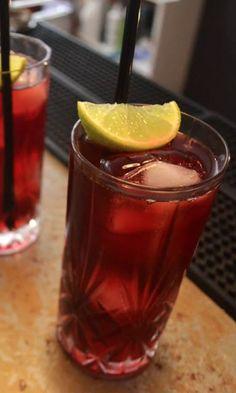 Dark and Stormy Cocktail Recipe: - 1 1/2 oz Dark Rum (Goslings Black) - 3/4 oz Fresh Lime Juice - fill Ginger Beer Glass: Highball Ice: Cubed Method: Build Garnish: Lime wedge