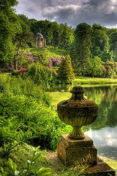 Luxury Lakeside Garden | Via ~ LadyLuxury ~