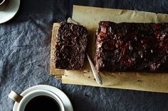 Dark Chocolate and Walnut Zucchini Bread - 10 Foods (and Drinks) the Oldest People in the World Swear By