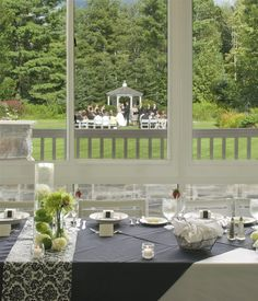 East Lawn at The Essex Resort & Spa