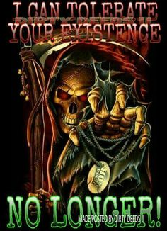 Grim Reaper with Roses wallpaper Grim Reaper Art, Grim Reaper Tattoo, Don't Fear The Reaper, Arte Horror, Horror Art, Totenkopf Tattoos, Beautiful Dark Art, Skull Pictures, Skull Art