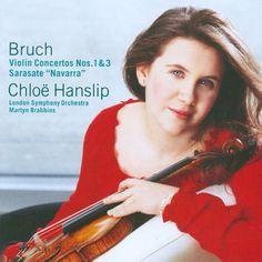 Bruch: Violin Concertos Nos. 1 & 3; Sarasate: Navarra [CD]
