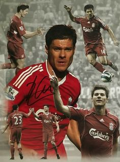 Xavi alonso Liverpool Football Club, Liverpool Fc, Xavi Alonso, Liverpool You'll Never Walk Alone, Liverpool Legends, This Is Anfield, Soccer Teams, Sports, Icons
