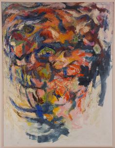 Samella Lewis, The Garden (1962)