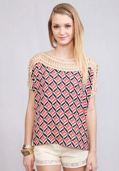 Endless Summer Blouse