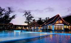 Club Med Phuket - 4 Tridents