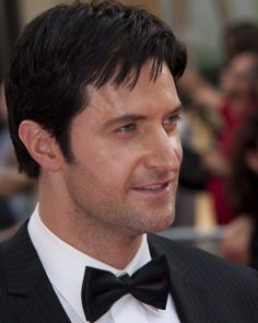 Richard Crispin Armitage, a (beautiful) story to tell