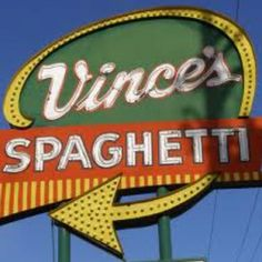 Best spaghetti on the planet~ Vince's