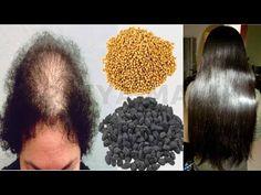 How To Stop Hair Fall and Grow New Hair Naturally ~ Homemade Hair oil for Hair Fall | Priya Malik - YouTube