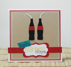 Summer Days Card by Taylored Expressions