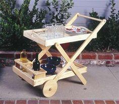BBQ Cart Parts Kit
