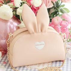 Kawaii Bunny Ears Crossbody Bag SP179615