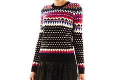 Fashion Find: Not Ugly Holiday Sweaters | @JCPenney