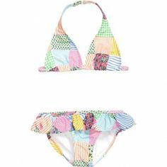 Summer Ralph Lauren Girls Halter Neck Bikini (2 Piece Set) at Childrensalon.com