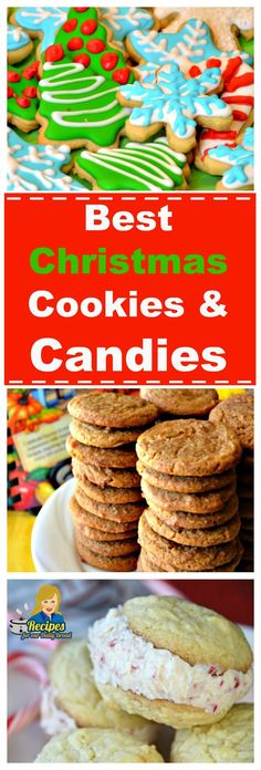 BEST CHRISTMAS COOKIES & CANDIES  This Post Includes Over 45 Of The Best Christmas Cookies And Candies Including Bark, Brittles, And Fudge.  CLICK THE LINK TO SEE ALL 45 RECIPES: https://recipesforourdailybread.com/christmas-cookies-and-candies/
