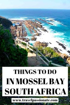 Situated along the Garden Route, Mossel Bay is a seaside destinations in South Africa. In this post check out the best things to do in Mossel Bay and Africa Destinations, Travel Destinations, Holiday Destinations, Travel Tips, Travel Ideas, Thailand Travel, Croatia Travel, Bangkok Thailand, Hawaii Travel